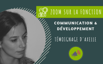 Axelle – Communication & developpement