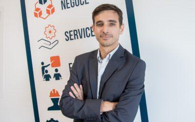 Maxime, dirigeant d'une société éditrice de progiciels de gestion (20 pers.)