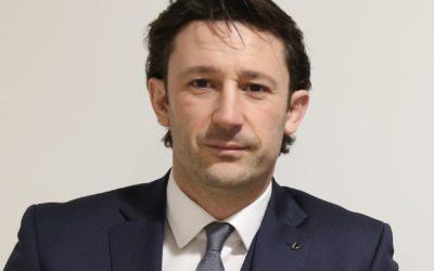 Christophe R.,  PDG d'un groupe industriel, constructeur de solutions et intégrateur d'équipements électromécaniques