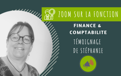 Stéphanie – Gestion comptable et finance