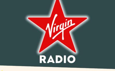 Faraglo sur les ondes de Virgin Radio