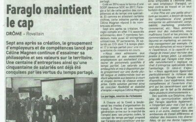On parle de nous : Faraglo dans la presse !
